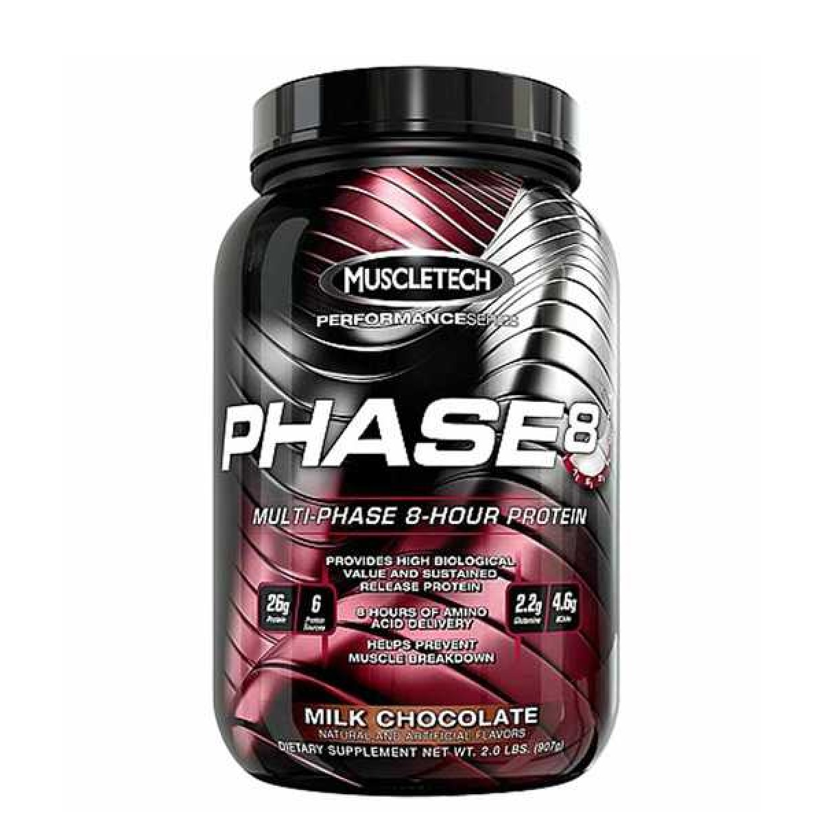 PHASE 8 2LB-SABOR:CHOCOLATE